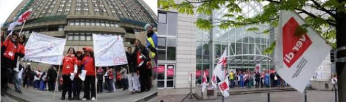 Streik Charite euromedicals